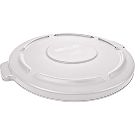 Flat Lid For 32 Gallon Round Trash Container
