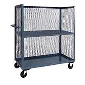 Jamco Clearview Truck ZR248 with Adjustable Shelf 48 x 24 2000 Lb. Capacity