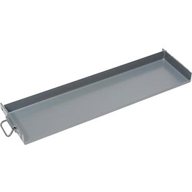 """36""""W x 9""""D x 2""""H Tray C3 with 3/4"""" Front Lip for Jamco Adjustable Tray Trucks"""