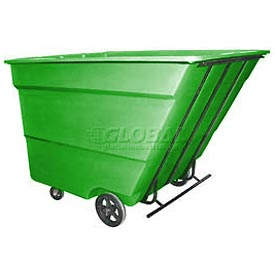 Bayhead Products Green Medium Duty 3 Cubic Yard Tilt Truck 2500 Lb. Capacity