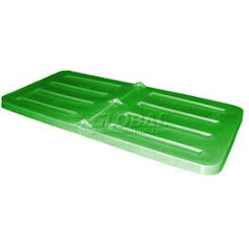 Green Lid for Bayhead Products 3.0 Cubic Yard Tilt Truck