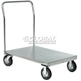 Jamco Stainless Steel Deck Platform Truck XP248 48 x 24 1200 Lb. Capacity