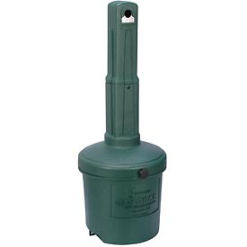Global Industrial™ Green Outdoor Ashtray - 5 Gallon