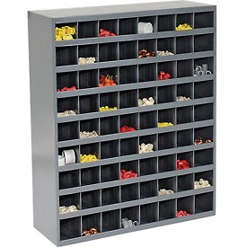 Cabinets Compartment Durham Steel Storage Parts Bin