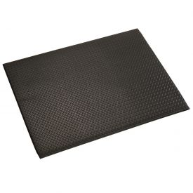 Diamond Plate 1/2 Inch Thick Mat 2x60 Foot Black