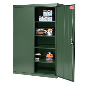 Sandusky Elite Series Storage Cabinet EA4R462472 - 46x24x72, Green