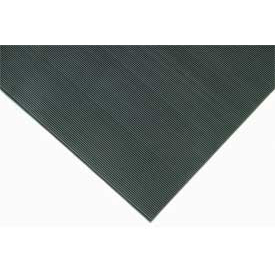 Corrugated Non-Conductive Vinyl Anti Static Mat 3'W x 75'L