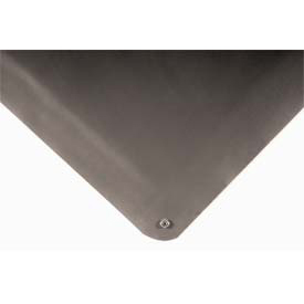 "1/2"" Thick Conductive Anti Static Mat - Smooth Surface 3'W x Custom Cut Length"