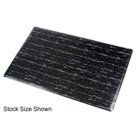 Marbleized Top Matting 3 Ft X 60 Ft Roll Black