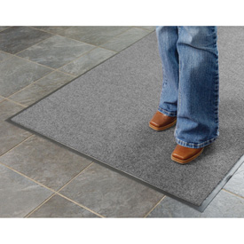 Absorbent Ribbed Mat 36x60 Gray