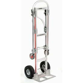 Magliner® Gemini Senior 2-in-1 Convertible Hand Truck - GMK81UA4 - Pneumatic Wheels