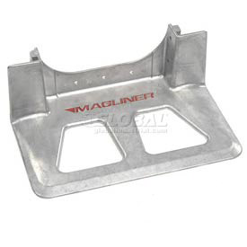 "Cast Aluminum 18"" x 7-1/2"" Nose Plate 300201 for Magliner® Hand Trucks"