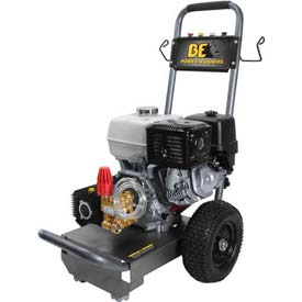 3,700 Psi Mobile Pressure Washer 13hp Honda Gx Engine