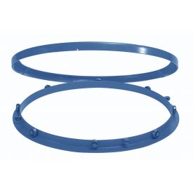 Pallet & Skid Carousel Turntable Rotating Ring 6000 Lb. Capacity