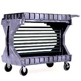 "Rail Kit 30906 for Akro-Mils® Two-In-One ProCart™ 45""L x 24""W"