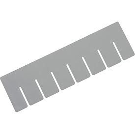 Width Divider DS92035 for Plastic Dividable Grid Container DG92035, Price for Pack of 6