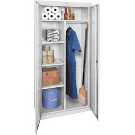Sandusky Elite Series Combination Storage Cabinet EACR361872 - 36x18x72, Gray