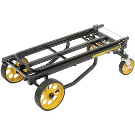 Multi-Cart® R8 Mid 8-In-1 Convertible Hand Truck 500 Lb. Capacity