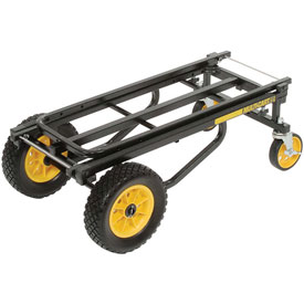 Multi-Cart® R10 Max 8-In-1 Convertible Hand Truck 500 Lb. Capacity