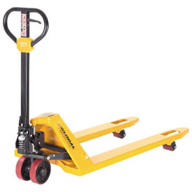 Best Value Pallet Jack Truck 5500 Lb. Capacity 27 x 48