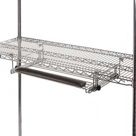 Wire Shelving Accessories Amp Components Slide Out