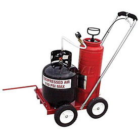 Heavy Duty Scotsman Line Marker w/Air Power Pack