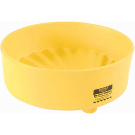 Eagle 1662 Oversized Drum Funnel with Screen for Flammable Liquids