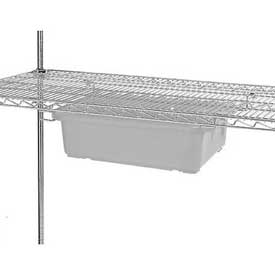 "Single Box Slide for 18""D and 24""D Shelves - Pair"