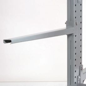 "Cantilever Rack Straight Arm, 18"" L, 2500 Lbs Capacity"