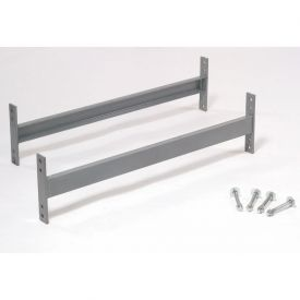 "Cantilever Rack Horizontal Brace Set, 72"" W, For 10', 12', 14' H Uprights"