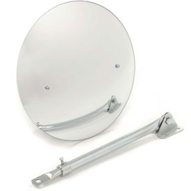 "Acrylic Mirror 160 Degree Indoor 12"" Dia"