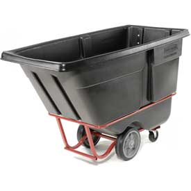 Rubbermaid® 1316 Heavy Duty 1 Cu. Yd. Tilt Truck