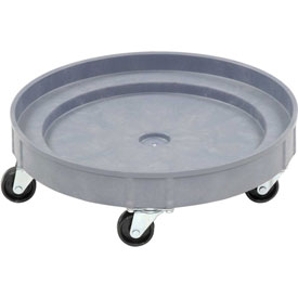 Plastic Drum Dolly for 30 & 55 Gallon Drums 900 Lb. Capacity
