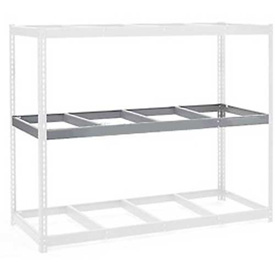 "Additional Level For Wide Span Rack 60""W x 48""D No Deck 1200 Lb Capacity"