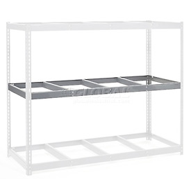 "Additional Level For Wide Span Rack 96""W x 36""D No Deck 800 Lb Capacity"
