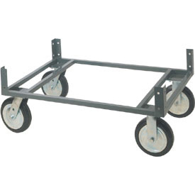 "36""Wx18""D Gray Dolly Base"