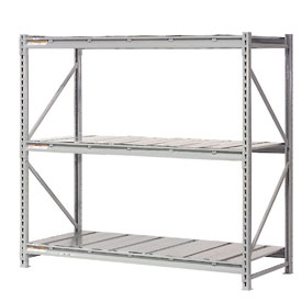 "Extra High Capacity Bulk Rack With Steel Decking 60""W x 36""D x 72""H Starter"