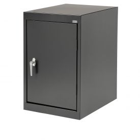 Sandusky Elite Series Desk Height Storage Cabinet EA11182430 - 18x24x30, Black