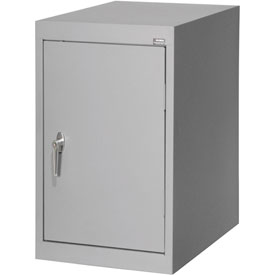 Sandusky Elite Series Desk Height Storage Cabinet EA11182430 - 18x24x30, Gray