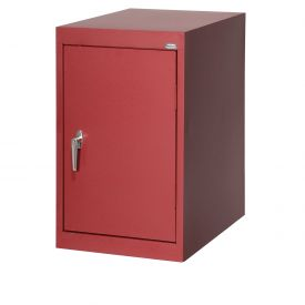 Sandusky Elite Series Desk Height Storage Cabinet EA11182430 - 18x24x30, Red
