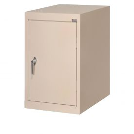 Sandusky Elite Series Desk Height Storage Cabinet EA11182430 - 18x24x30, Sand