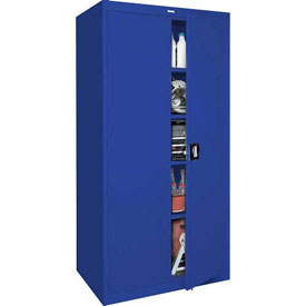 Sandusky Elite Series Storage Cabinet EA4R362478 - 36x24x78, Blue