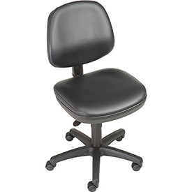 Vinyl Chair With 26 Inch Base
