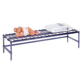 """Stationary Dunnage Rack 48""""W x 18""""D"""