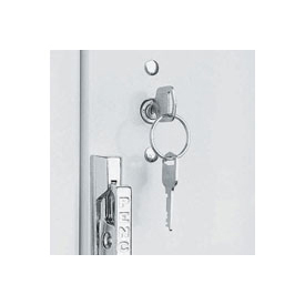 Lyon Built-In Cylinder Key Lock With 2 Keys NF7020