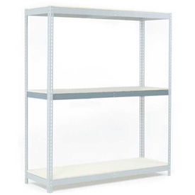"""Additional Level For Wide Span Rack 60""""W x 36""""D Wood Deck 1200 Lb Capacity"""
