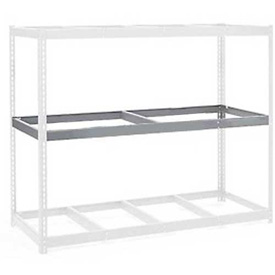 "Additional Level For Wide Span Rack 72:""W x 24""D No Deck 900 Lb Capacity"