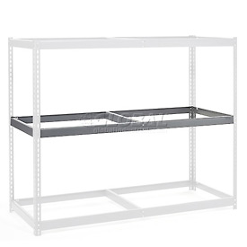 "Additional Level For Wide Span Rack 72""W x 36""D No Deck 900 Lb Capacity"