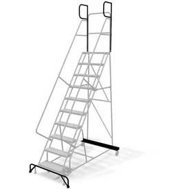 "CAL-OSHA KIT 16 Step Ladders - 24""W Steps"