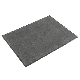 "Plush Super Absorbent Mat 36""W X 48""L Charcoal"